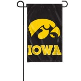 Iowa Hawkeyes Mini Garden Flag