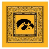 Iowa Hawkeyes Hawk Head Bandana