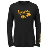 Iowa Hawkeyes Youth Full of Heart Tee