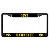 Iowa Hawkeyes Black Frame
