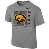 Iowa Hawkeyes 4-7 Legend Lift Tee