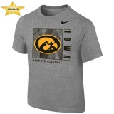 Iowa Hawkeyes Toddler Legend Lift Tee