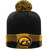 Iowa Hawkeyes Bunyan Plaid Stocking Cap