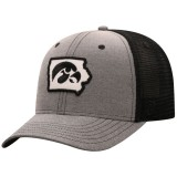 Iowa Hawkeyes Blackline Hat