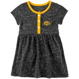 Iowa Hawkeyes Infant Nuess Dress