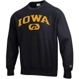 Iowa Hawkeyes Reverse Weave 999 Sweat