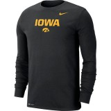 Iowa Hawkeyes Lockup Tee