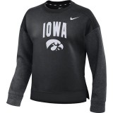 Iowa Hawkeyes Women's Dolman Crew Top