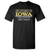 Iowa Hawkeyes College of Education Tee