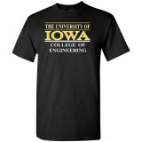 Iowa Hawkeyes College of Engineering Tee