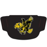 Iowa Hawkeyes Flying Herky Face Covering