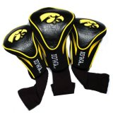Iowa Hawkeyes Vinyl Sock Headcover - 3 Piece