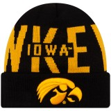 Iowa Hawkeyes Bold Knit Hat