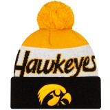 Iowa Hawkeyes Script Knit Hat