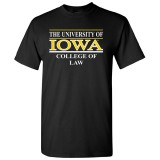 Iowa Hawkeyes College of Law Tee