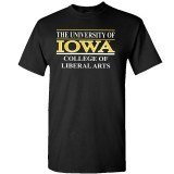 Iowa Hawkeyes College of Liberal Arts Tee