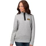 Iowa Hawkeyes Women's Quilted Pullover