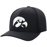 Iowa Hawkeyes Night Adjustable Hat