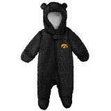 Iowa Hawkeyes Infant Game Nap Fleece Bunting