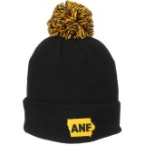 Iowa Hawkeyes Custom Cuff Stocking Cap