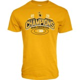 Iowa Hawkeyes Wrestling Scottie Championship Tee - Short Sleeve