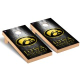 Iowa Hawkeyes Cornhole Game Set Border Version