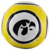 Iowa Hawkeyes Soccer Ball