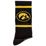 Iowa Hawkeyes Herky Head Sock