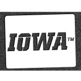 Iowa Hawkeyes Iowa Stencil