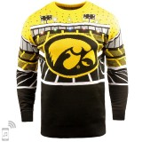 Iowa Hawkeyes Light Up Sweater