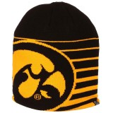 Iowa Hawkeyes Strata Stocking Cap