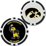 Iowa Hawkeyes Poker Chip