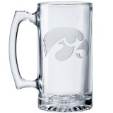 Iowa Hawkeyes Tankard Glass