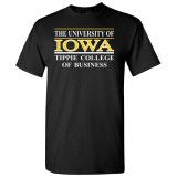 Iowa Hawkeyes Tippie College of Business Tee