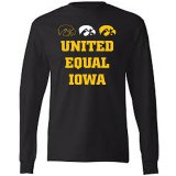 Iowa Hawkeyes United Tee - Long Sleeve