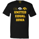Iowa Hawkeyes United Tee - Short Sleeve