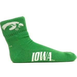 Iowa Hawkeyes Ankle Socks