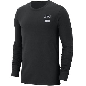 Iowa Hawkeyes Vault Long Sleeve Tee