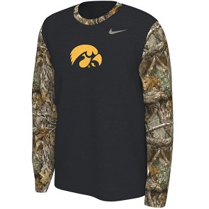 Iowa Hawkeyes Legend Real Tree LS Tee