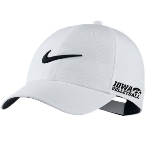 Iowa Hawkeyes Volleyball Hat