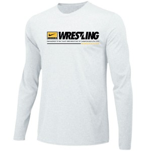 Elite Fan Shop NCAA Mens Iowa Hawkeyes Long Sleeve Shirt Dark Heather Back Iowa Hawkeyes Dark Heather XX Large