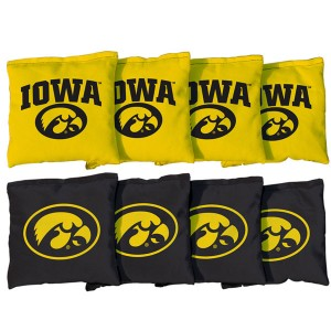 Iowa Hawkeyes Replacement Bag Set