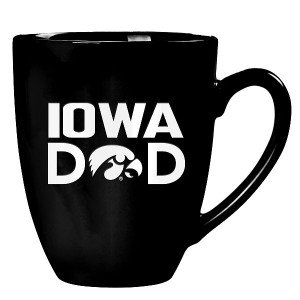 Iowa Hawkeyes Bistro Dad Cup