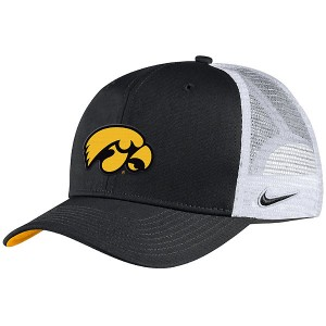 Iowa Hawkeyes Aero Trucker Adjustable Hat