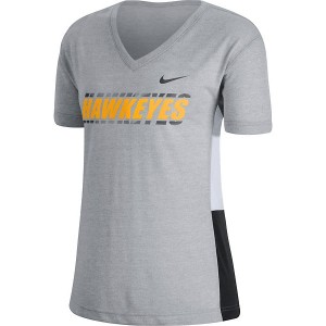 Iowa Hawkeyes Women's Breathe Tee