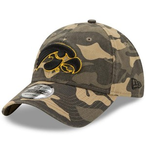 Iowa Hawkeyes Core Classic Twill Camo Hat