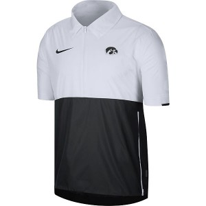 Iowa Hawkeyes Coaches Lightweight Jacket