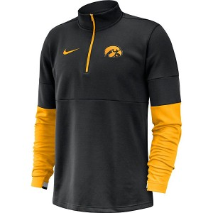 Iowa Hawkeyes Therma Top - Quarter Zip