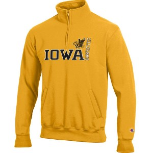 Iowa Hawkeyes Power Blend Flying Herky Top