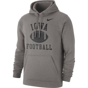 Iowa Hawkeyes Fleece Club Hoodie